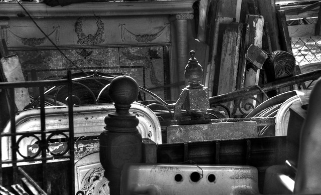 Antique and Salvage Yard
