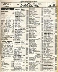 Gawler Telephone directory 1968 002