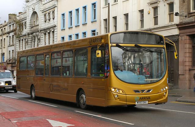 Arriva Merseyside 3047 (MX10DAA)