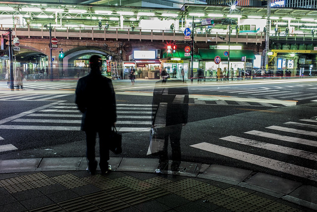 Yurakucho,Tokyo-Nov.2013 #16