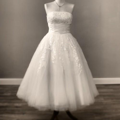 Viva Vintage - The Hepburn | by Wedding Dress - Factory Outlet