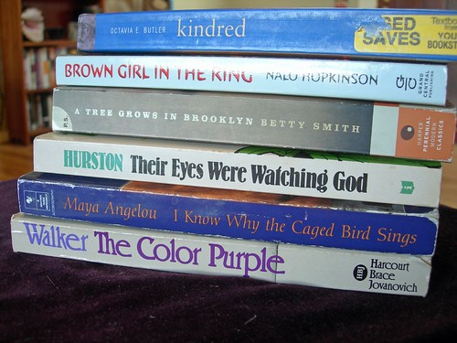 My to-read stack for Black History Month