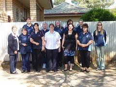 Girl Guide Leaders 10/10/2010, Guides Centenary