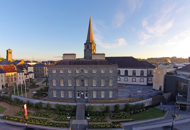 The Bishop's Palace Museum, The Mall, Waterford City, Ireland.