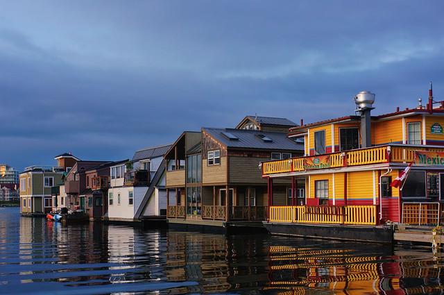 Fisherman's Wharf  漁人碼頭