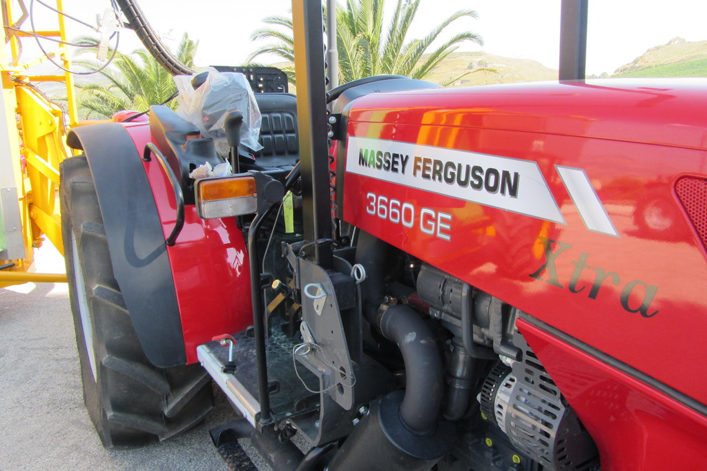 Massey Ferguson Trattori - Feudo Arancio 2013 - 4666