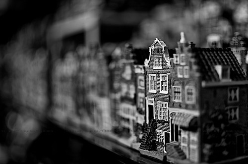 Miniature Dutch Homes