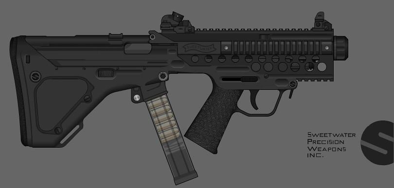 SPW Elite: MP5 | Credit to Woitec for misc parts  | Stuart