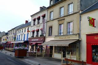 Port-en-Bessin: La Marie du Port, quai Félix Faure | by Simenon.com