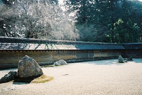 2005-03 119   Kyoto - Ryoanji Rock Garden | by stormsewer