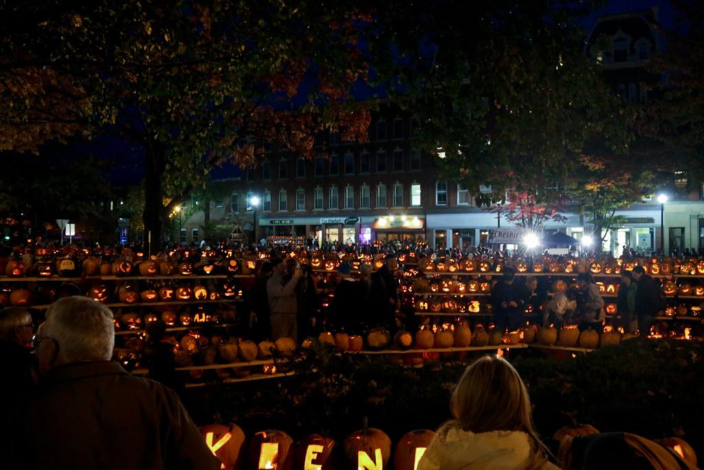 Keene, New Hampshire - Population: 23,409 | Pumpkin Festiv