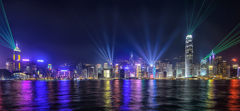 Hong Kong Symphony Of Light