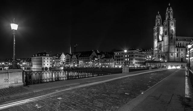 Zürich by night II