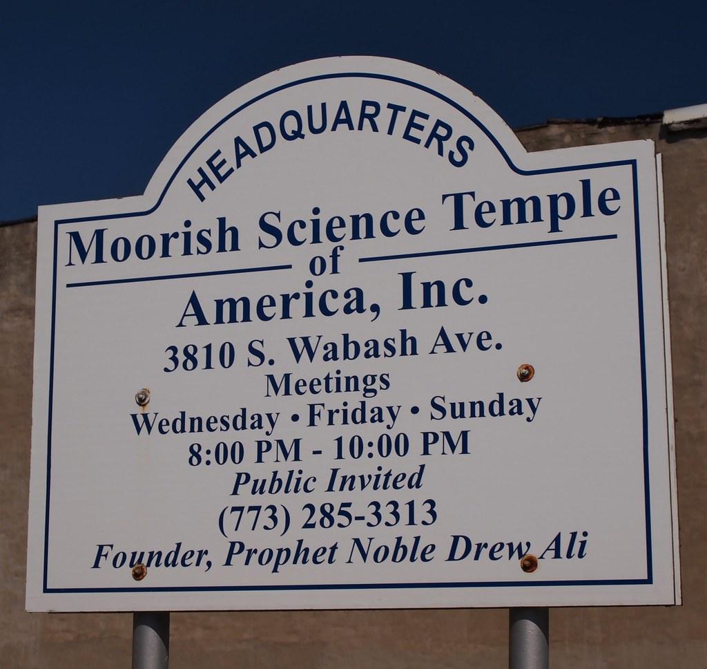 Moorish Science Temple of America | The Moorish Science Temp