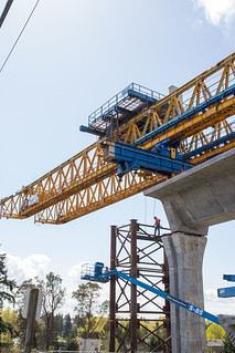 Angle Lake Extension Construction: Gantry | by Atomic Taco