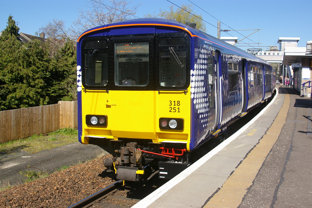 SCOTRAIL 318251 by GEORGE