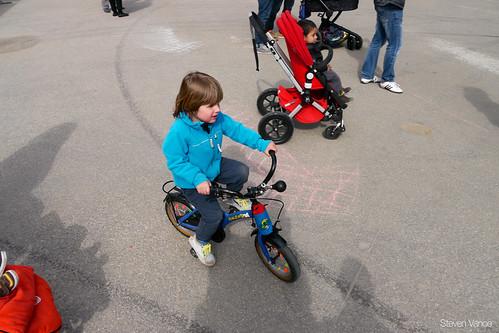 Cargo bike festival in Nijmegen   by Steven Vance