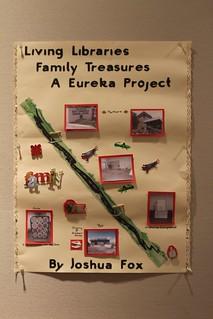 Joshua Fox: Living Libraries - Family Treasures | by eoshea