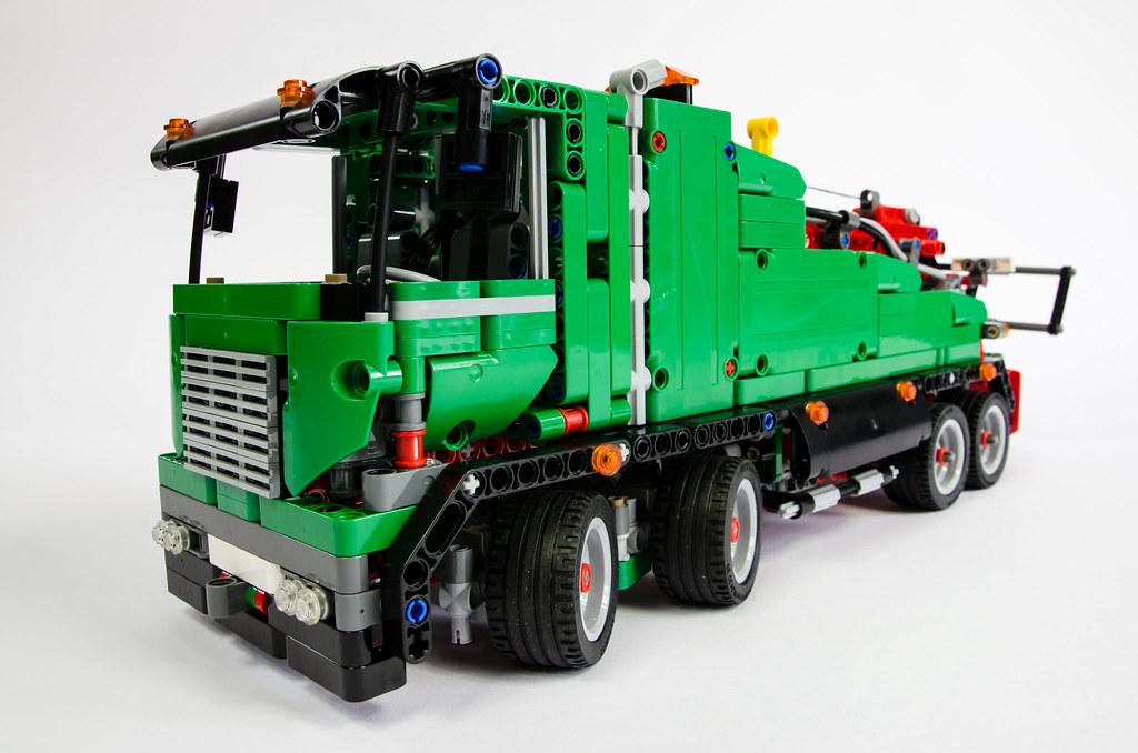lego technic truck 42008