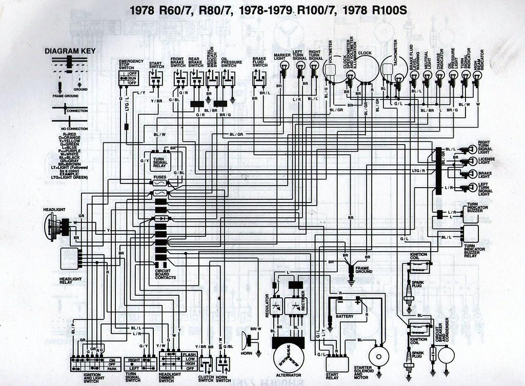 bmw r65 wiring diagram bmw r80 wiring diagram wiring diagrams site  bmw r80 wiring diagram wiring