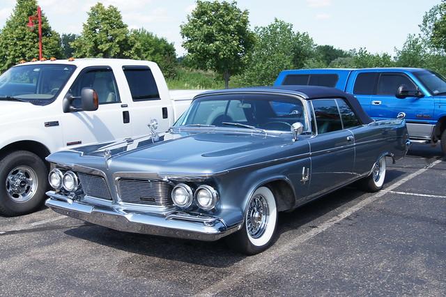 1962 Imperial Custom Convertible