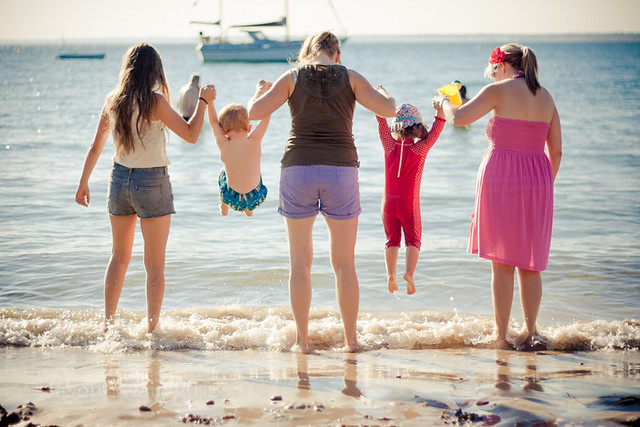 Family holiday snaps at the beach - IMG_1478