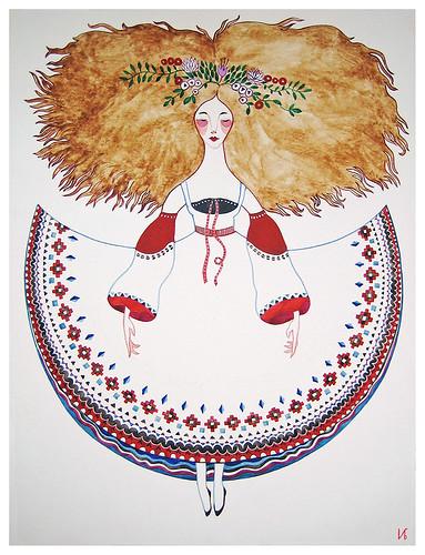Fairy Dobrica | by hele_xa!