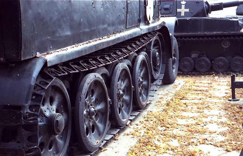 SdKfz9 시작해 보(4)