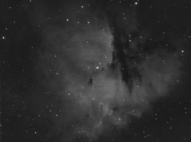 Astrodon 3nm test exposure