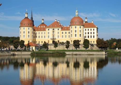 Schloss Moritzburg (c) AugustusTours | by AugustusTours
