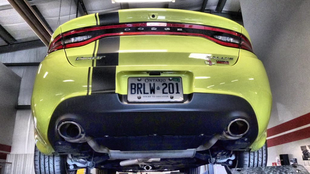 2013 Dodge Dart Rallye Wicked Garage Inc