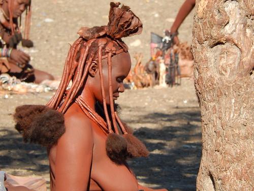 Opuwo - himba dorp 11