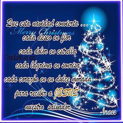 Frases De Amor 5 Postales De Navidad Con Frases Bonitas P