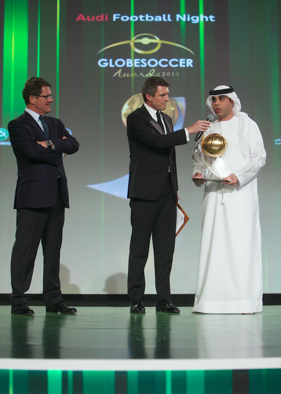 Globe Soccer Awards 177