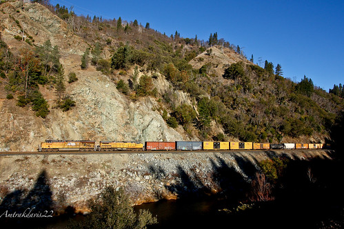 railroad train scenic unionpacific pulga featherrivercanyon freighttrain manifest unionpacificrailroad mnprvb