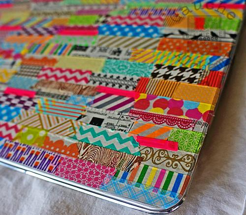 Washi Tape Laptop 2