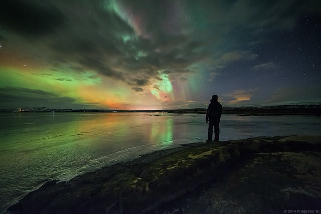 The Strange Colors of Aurora