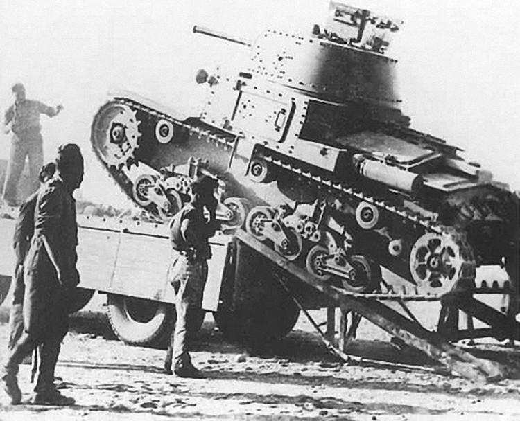 Ιταλική FIAT M13/40
