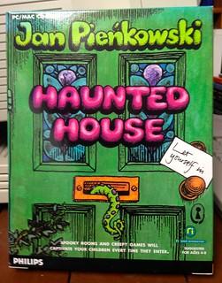 Haunted House CD-ROM   www seanclark me uk/cyberculture-arch…   Sean