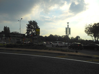 Alice Lane as it meets Sandton Drive in the afternoon rush hour | by usf1fan2