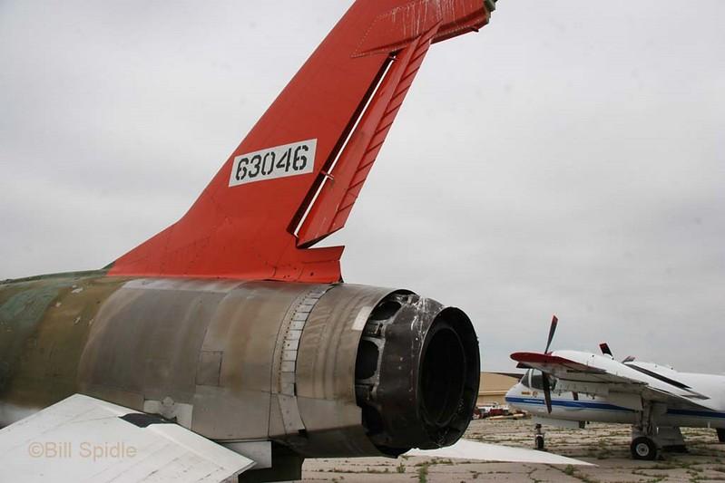 QF-100D Super Sabre 7