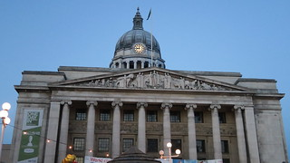 Nottingham Council House | by tshrinivasan