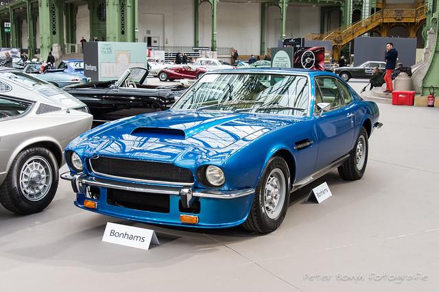 Aston Martin V8 - 1977