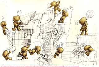 Jenny Lawrence - LBP Concept Artwork Sackboy 5 | by PlayStation Europe