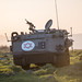 Artillery, Infantry & Armored Corps Exercise in the Golan by Israel Defense Forces