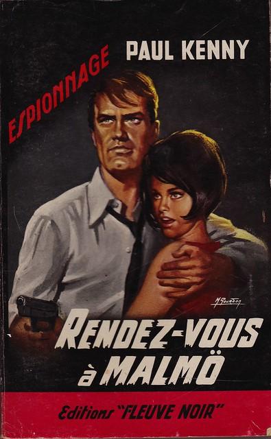 Éditions Fleuve Noir 166