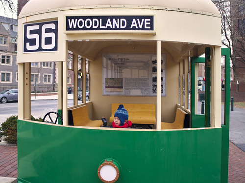 Toy trolley driver | by Scott SM