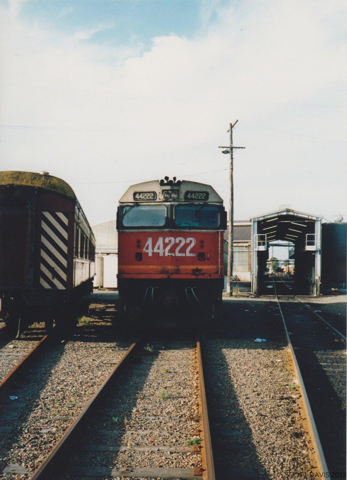 Broadmeadow loco 90_ 33 by Scott D