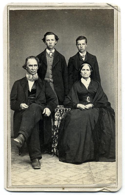 Nuclear Family, 1864-1866