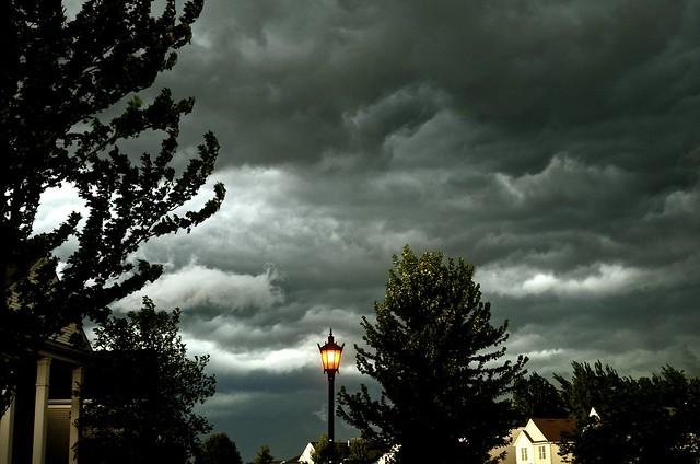 Storm #1  8-30-2013 Saint Charles IL